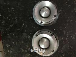 Jbl 2402h-one Pair Of Vintage Jbl Silver Bullet Tweeters