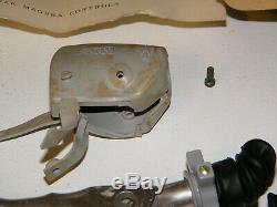 MAGURA NOS BRAKE CLUTCH PAIR LEVER H 48.3, R. H. H48.4, L. H. 1960's vintage