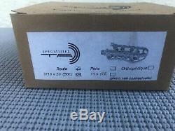 NOS Vintage Specialites TA Road Pedal Pair English Thread Original Box Rare