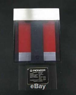 PIONEER PT-R7 Super Ribbon Tweeter PAIR USED JAPAN speaker tad vintage exclusive