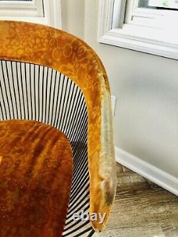 Pair of Vintage Knoll Warren Platner Chairs mCm mid century modern dining arm