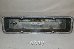 Pair of Vintage Mickey Thompson Valve Covers for 1960-1982 Corvettes