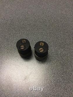 Rat Rod Old Vintage Wiring Connector X2 = 1pair Headlight Head Light Lamp Scta