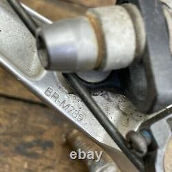 Shimano Deore XT Brake Set BR-M737 Canti Vintage MTB Pair Japan V-Brake