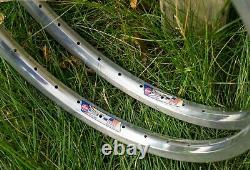Sun Chinook 20 BMX Bike Rim Pair NOS 36H Vintage Old School USA GT Haro Redline