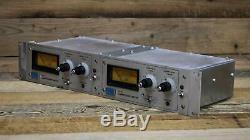 Urei LA-4 Silver Pair LA4 Vintage Compressor/Limiter LA4 LA4a 4a U118044