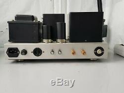 Vintage AUDIO PROFESSOR tube 300B power amplifier pair (TANGO Transformers)