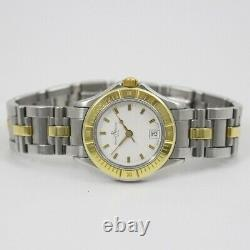 Vintage Baume & Mercier Malibu MV045047 Ladies Quartz Watch 1 of Pair Set