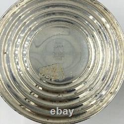 Vintage Gorham Celeste Sterling Silver Candle Holder Stick #1335 Pair