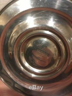Vintage Gorham Sterling Silver Candle Holders (Weighted Pair)