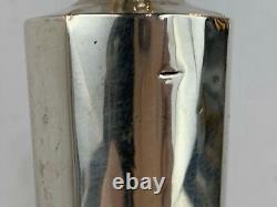 Vintage HGS Co. Pair of Sterling Silver Weighted Candlesticks