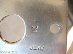 Vintage Lights pair silver Museum Quality sconces