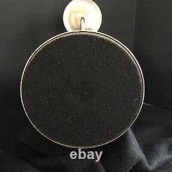 Vintage Pair Of Christolfe Silverplate Candlesticks Three Light