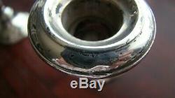 Vintage Pair Of Gorham Sterling Silver 4-Way Candelabras 808/1