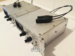 Vintage Pair UREI LA-4 Compressor Limiter Silver Face With XLR