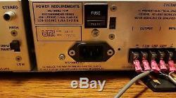 Vintage Pair UREI LA-4 Compressor Limiter's Silver Face WithManuals XLR I/O