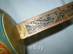 Vintage Pair of Spanish Toledo Fencing Swords