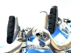 Vintage Shimano Dura Ace BR-7400 Road Bike Brake Calipers Pair Front & Rear