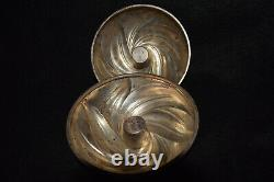 Vintage Towle Sterling Silver Candle Holder Pair #430 By Southwind
