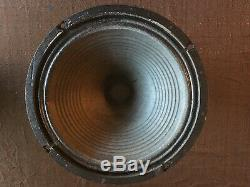 Vintage Vox/Celestion T530 12 Speaker Pair Silvers in Exc. Condition