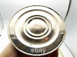 Vtg Gorham Sterling Silver Convertible Candelabras 638 Pair Adjustable Height
