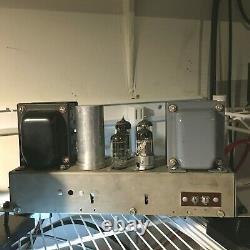 Ampex Vintage 6973 Tube Paire D'amplificateur Mono