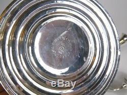 Argent Vintage Sterling Candelabra Candlestick Paire Lot De Vacances Table Décor