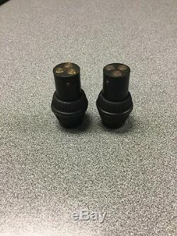 Connecteur De Câblage Vintage Ancien De Tige De Rat X2 =! 1 Paire Phare Phare Lampe Frontale Scta