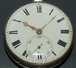Coque Vintage Fusée Anglaise Non Signée Fusée Anglaise Originale 1821-1822