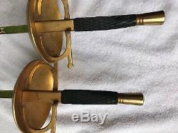 Épée D'escrime Espagne Toledo Vintage