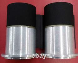 Fostex Ft65h Horn Super Tweeter Unité Pair Utilisé Haut-parleur Japon Pilote Vintage Rare