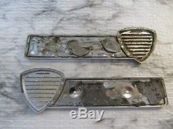 Mazda Oem Véritable 40e Anniversaire Rotary Engine Garde-boue Avant Emblèmes Badge Rx-8
