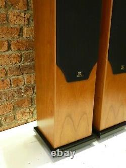 Paire D'écran Audio Argent 5i Vintage Bi-wire Sol Haut-parleurs