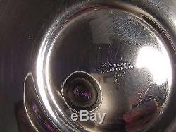 Paire De Candélabres Vintage 15 Plus Preisner Sterling À 3 Branches