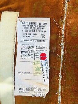 Paire De Chaises Vintage Knoll Warren Platner MCM Bras À Manger Moderne Du Milieu Du Siècle