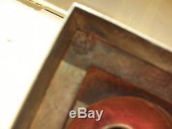 Paire De Chandeliers Vintage En Argent Spratling 3-1 / 2 Grand Mexique