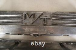 Paire De Couvre-vapeur Mickey Thompson Vintage Pour Les Corvettes 1960-1982