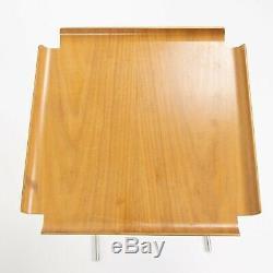 Paire George Nelson Début Des Années 1950 Herman Miller & Associates 4950 Plateau Side Tables