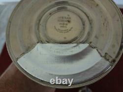 Paire Vintage De Gorham 808/1 Sterling Silver Candelbra 11.5 Chandeliers