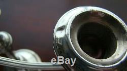 Paire Vintage De Gorham Sterling Silver 4-way Candélabres 808/1