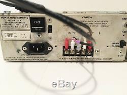 Paire Vintage Urei La-4 Compressor Limiter Silver Face Avec Xlr