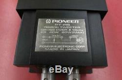 Pioneer Ruban Pt-r5 Tweeter Pair Utilisé Haut-parleur Spec Exclusif Peu Cru Japan