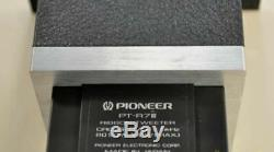 Pioneer Stand De Tweeter À Ruban Super Pt-r7iii Pair New Japan Haut-parleur Tad Vintage