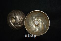 Porte-bougie Argent Sterling Vintage #430 Par Southwind