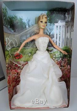 Poupées Barbie Davids Bridal Paire 2004 Eternal 2006 Romance Silver Label Bride Lot
