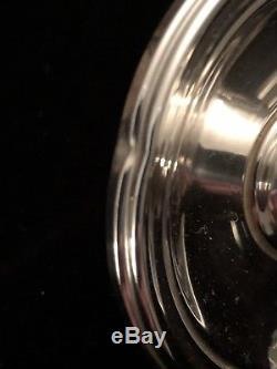 S. Kirk & Son Candélabre Vintage En Argent Massif (paire) Beautiful Condition