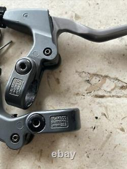 Shimano Xtr Brake Lever Set Paire Bl-m950 Vintage Mountain Bike Excellent Cond