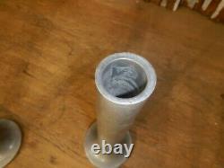Tabourets De Fontaine En Aluminium En Fonte Vintage Tabouret De Bar Tabouret En Aluminium