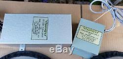 Tannoy Argent Vintage 12 Haut-parleurs Paire Angleterre Rare Lire