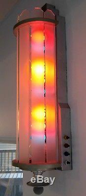 Très Belle Paire De Luminaires D'époque Art Déco De Théâtre D'époque